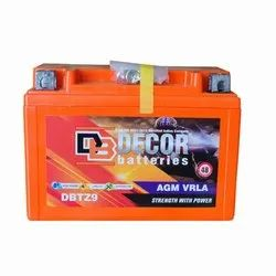 Motorcycle Sealed Battery