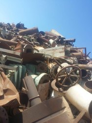 Black Mild Steel Ms Scrap, For Industrial, Packaging Type: Loose