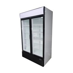 Commercial Double Door Refrigerator