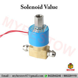 Solenoid Valve for 3D Vacuum Machine