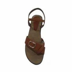 NOGE Casual Wear Ladies Flat Sandal