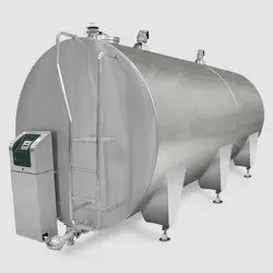 Automatic Bulk Milk Chilling Tank