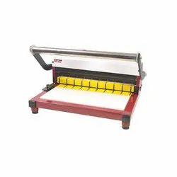 Antiva SB 306 Plastic Strip Punch-Press-Bind Machine
