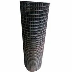 Iron Welded Wire Mesh, Packaging Type: Roll