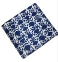 Indigo Print Cotton Fabric