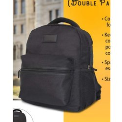 High Roller Backpack Double Partition Bag