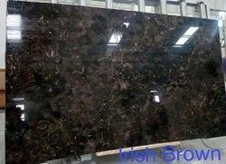 Irish Brown Marble Slab, 20 mm