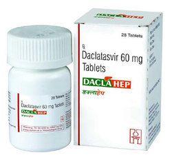 Daclahep Tablet 60mg, 1x30, Packaging Type: Botle