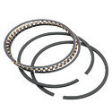 Piston Ring With Right Hand Gap