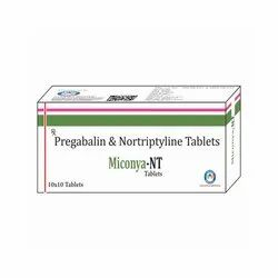 PREGABALIN AND NORTRIPTYLINE TABLETS - MICONYA-NT