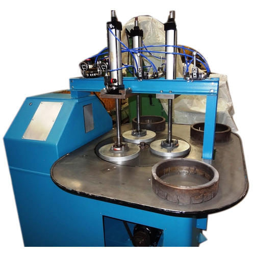 Lapping Machine, Automation Grade: Semi-automatic | ID: 11002721033