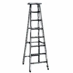 Alu. Flat Step Ladder