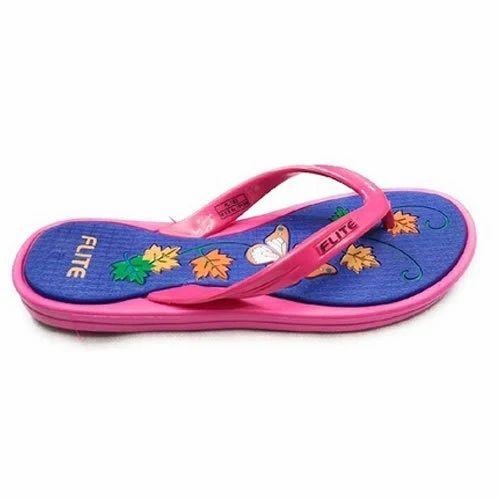 b5195bed1d614 PU Ladies Stylish Slipper, Size: 7 And 8, Rs 180 /pair, Akshar ...