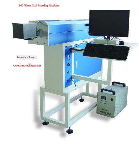 Co2 Galvo Head Marking Machine