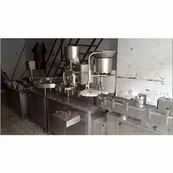 HIGHSPEED AUTOMATIC INJECTABLE VIAL FILLING LINE