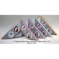 A-Type Family Photo Frame