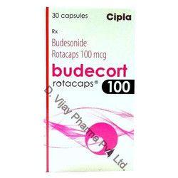 Budecort 100 Capsules