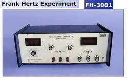 FH-3001 Frank Hertz Experiment
