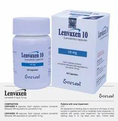 Lenvaxen Lenvatinib 10 Mg
