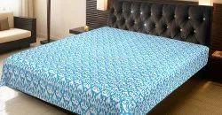 Ikat Handmade Quilted Blankets Queen Bedspread
