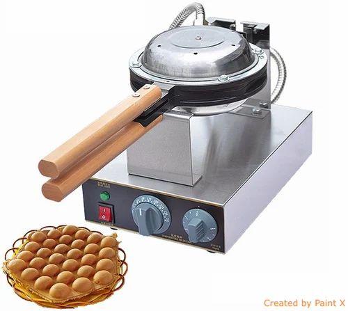 Bubble Waffle Maker At Rs 10500 Unit व फ ल म कर