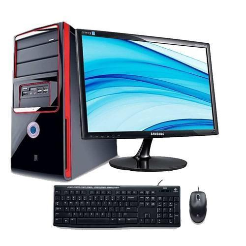 500gb Samsung Computer Desktop Screen Size 18 5 Inch Memory Size Ram 4gb Rs 30000 Piece