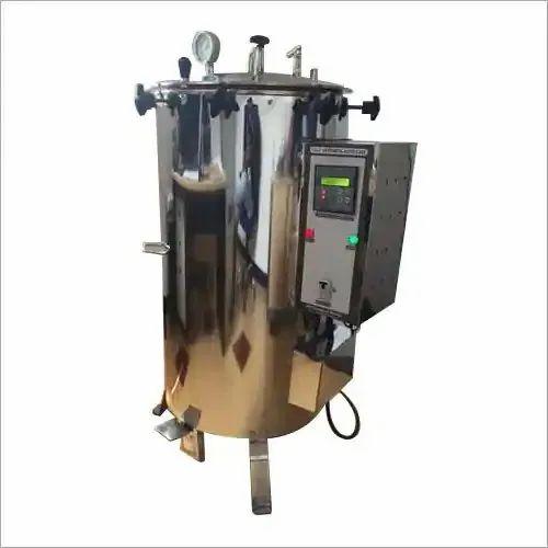 Arti Surgical 121-135 Degree C Vertical Laboratory Autoclaves, Automation Grade: Semi Automatic, Warranty: 1 Year