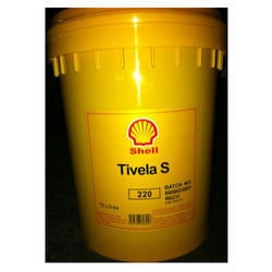 Shell Tivela Lubricating Oil