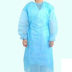 Reinforced Disposable Gown, Size: Large and Medium