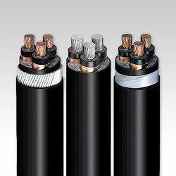3 Core H.T. Alluminium & Copper Armored Cables