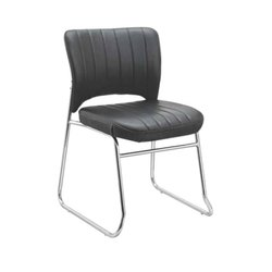 Low Back Leatherette Visitor Chair
