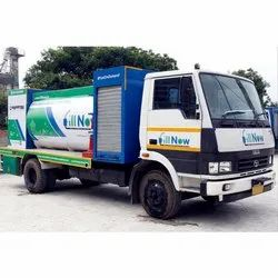 FillNow Automated Fuel Delivery Service
