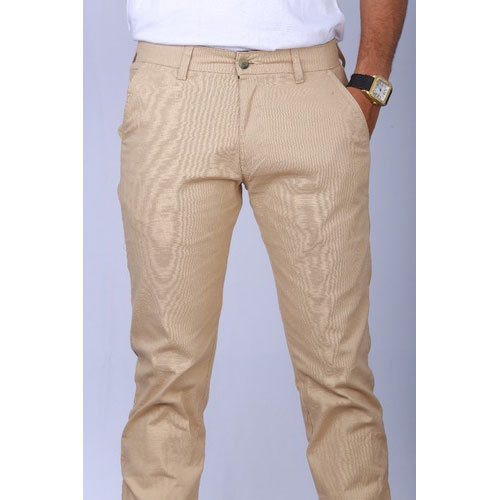a49da350d99 Cotton Semi Formal Trouser