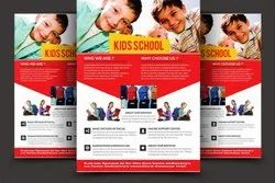 Paper Flyer Printing Service in Gurgaon