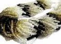 Natural Beer Quartz Shaded Rondelle 3-4mm Beads Strand 13 Inches