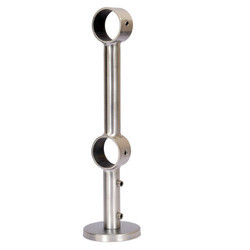 SS Double Rod Curtain Support