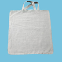 Plain Cotton Bag, Size: 17 Inch X 18 Inch