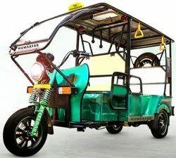Green E Rickshaw Humsafar Delux