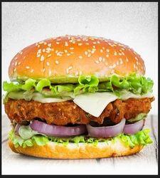 Amritsari Chicken Burger