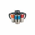 Steel Coffee Mug
