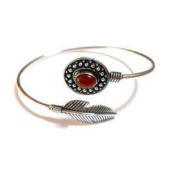 Handmade Silver Plated Brass Bangles
