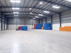 Industrial Annual Warehouse Godown, In Nashik, 33000
