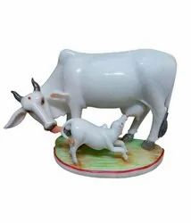 Cow And Calf Statues