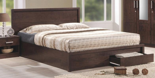 wholesale dealer 42ba9 3bd1d Queen Size Bed With Front Drawer And Box Storage