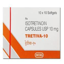 Tretiva-10 Isotretinoin 10 Mg Capsules