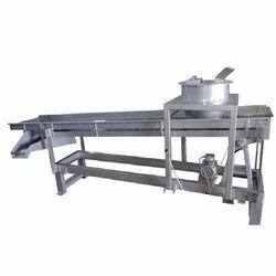 Cashew Scooping Machine