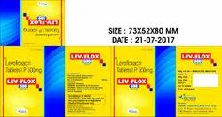 Lev-Flox - 500 MG Tablet