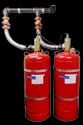 Sevo D.o.t. & Ccoe Force 500: Total Flooding Fire Protection System, For Commercial, Packaging Type: Wooden