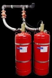 Force 500: Total Flooding Fire Protection System