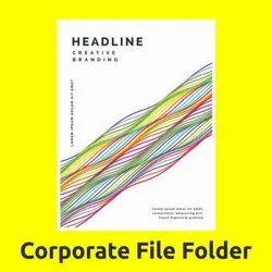 Corporate Folder Printing Services